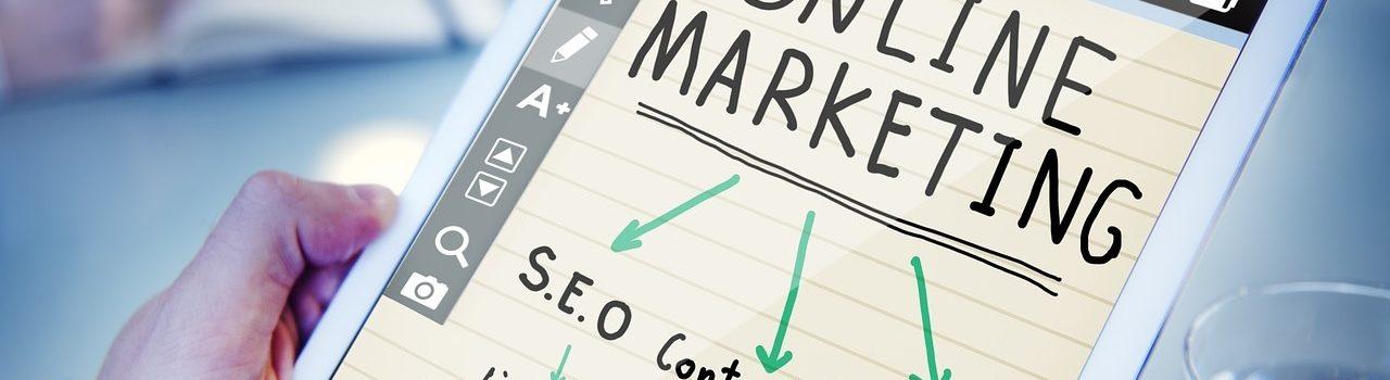 Online marketing, internetový marketing, digitální marketing a sociální sítě k tomu